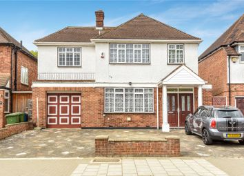 Thumbnail 4 bed property for sale in Dalkeith Grove, Stanmore, Greater London
