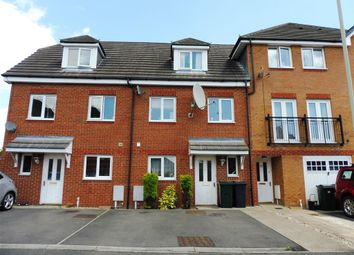 Thumbnail 3 bed terraced house to rent in Richmond Meech Drive, Kennington, Ashford