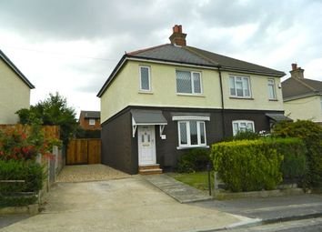 3 bed semi-detached house to rent in Symons Avenue, Chatham, Kent ME4