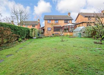 Thumbnail 4 bed detached house for sale in Bossington Close, Rownhams, Southampton, Hampshire