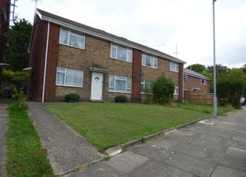 Thumbnail 2 bed maisonette for sale in Canterbury Close, Leagrave, Luton