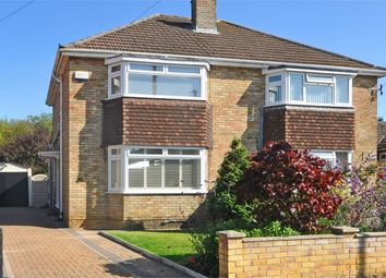 Thumbnail 2 bed semi-detached house to rent in Brooklyn Gardens, Cheltenham