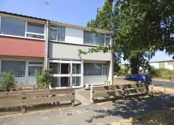 Thumbnail 3 bed end terrace house for sale in Wivenhoe Road, Barking