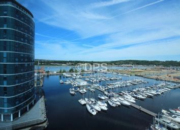 Thumbnail 2 bed flat for sale in The Quays, Dock Head Road, Chatham Maritime