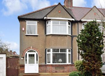Thumbnail 3 bed end terrace house for sale in Rose Walk, West Wickham, Kent