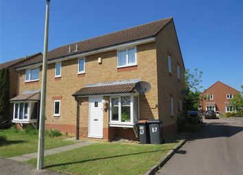 Thumbnail 1 bed property to rent in Honeysuckle Way, Bedford