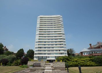 Thumbnail 2 bed flat for sale in South Cliff Tower, Bolsover Road, Eastbourne