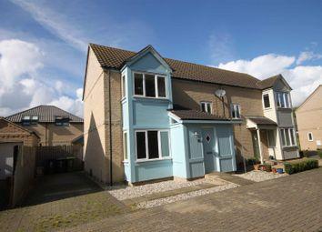 Thumbnail 2 bedroom semi-detached house to rent in Saberton Close, Waterbeach, Cambridge