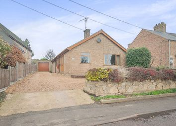 Thumbnail 3 bedroom detached bungalow for sale in Main Street, Yaxley, Peterborough