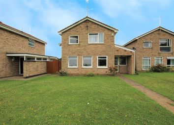 Thumbnail 3 bed detached house for sale in Walcot Walk, Longthorpe, Peterborough