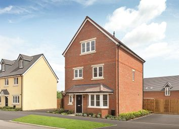 Thumbnail 4 bed detached house for sale in The Chichester Madeley B, Shopwyke Lakes, Shopwhyke Road, Chichester