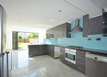 Thumbnail 5 bed terraced house to rent in Gladstone Road, Wimbledon