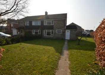Thumbnail 3 bed semi-detached house for sale in South Lane, Southbourne, Emsworth