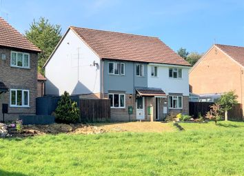 Thumbnail 3 bed semi-detached house for sale in Reedling Close, Weymouth