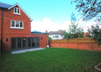 Thumbnail 5 bed semi-detached house to rent in St. Marks Road, Henley-On-Thames, Oxfordshire