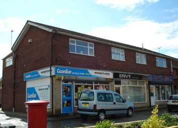 Thumbnail 3 bed flat to rent in Worksop Road, Woodsetts