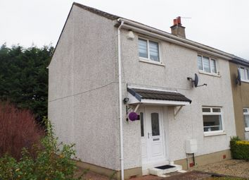 Thumbnail 3 bed semi-detached house for sale in 24 Redstone Avenue, Kilwinning