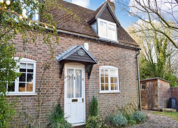 Thumbnail 2 bed semi-detached house to rent in Oxford Road, Donnington, Newbury