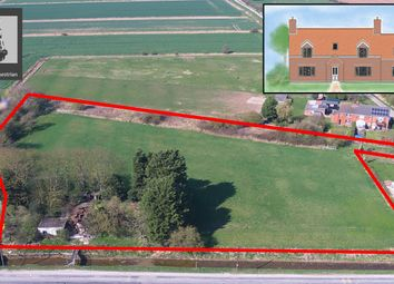 Land for sale in The Old Post Office, Building Plot And Paddock, Main Road, Saltfleetby LN11