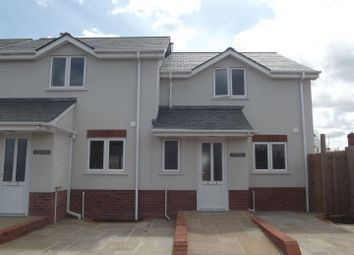 Thumbnail 3 bed terraced house to rent in London Road, Rockbeare, Exeter