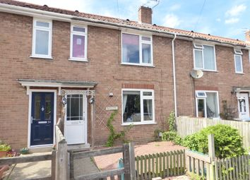 Thumbnail 3 bedroom terraced house for sale in Stevenson Road, Norwich