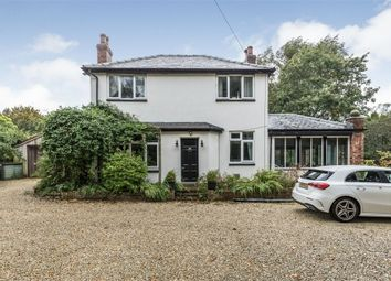 Thumbnail 3 bed detached house for sale in Warburton Lane, Warburton, Lymm, Cheshire