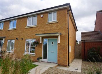 Thumbnail 3 bed semi-detached house for sale in Ministry Close, Newcastle Upon Tyne