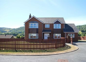 Thumbnail 4 bed detached house for sale in Clarach, Aberystwyth