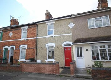 Thumbnail 2 bedroom terraced house for sale in Redcliffe Street, Swindon