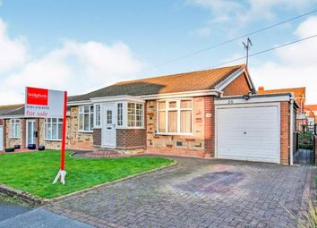 Thumbnail 2 bed bungalow for sale in St. Barnabas, Houghton Le Spring, Tyne And Wear