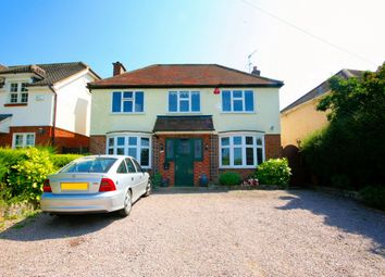 Thumbnail 4 bedroom detached house to rent in Pegmire Lane, Aldenham, Hertfordshire