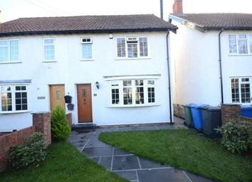 Thumbnail 3 bed semi-detached house for sale in Holyport Road, Maidenhead, Berkshire