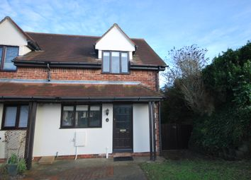 Thumbnail 3 bed semi-detached house to rent in The Street, Wrecclesham, Farnham