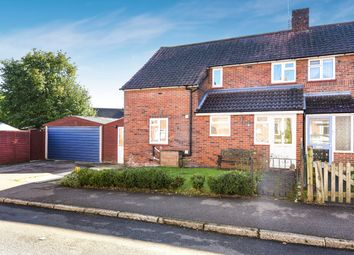 Thumbnail 3 bed semi-detached house for sale in The Crescent, Welwyn, Hertfordshire