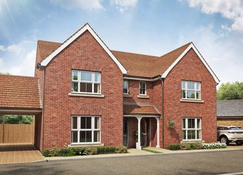 """Thumbnail 3 bedroom semi-detached house for sale in """"The Hatfield """" at Folly Lane, Hockley"""
