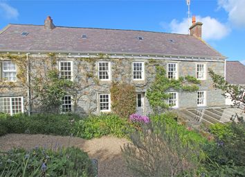 8 bed detached house for sale in Rue Du Bordage, St. Pierre Du Bois, Guernsey GY7