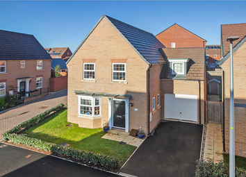 Thumbnail 4 bed detached house for sale in Peppercombe Avenue, Rougemont Park, Exeter