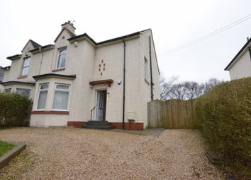 Thumbnail 3 bed semi-detached house for sale in Mosspark Drive, Glasgow
