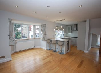 Thumbnail 3 bed flat to rent in St. Pauls Way, Finchley, London