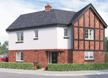 "Thumbnail 4 bed detached house for sale in ""The Oldbury"" at Russell Drive, Wollaton, Nottingham"
