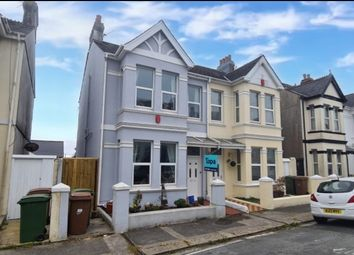 Fairfield Avenue, Plymouth PL2. 4 bed semi-detached house