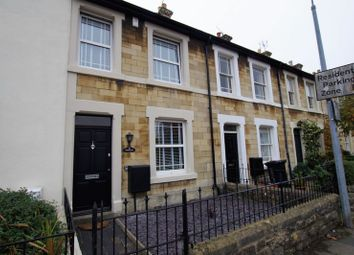 Thumbnail 2 bed terraced house for sale in Lansdown Road, Swindon