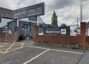 Thumbnail Commercial property for sale in Ideally Located Car Dealership B68, West Midlands