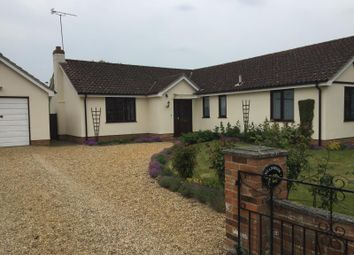 Thumbnail 4 bed bungalow to rent in Workshop Lane, Nacton, Ipswich