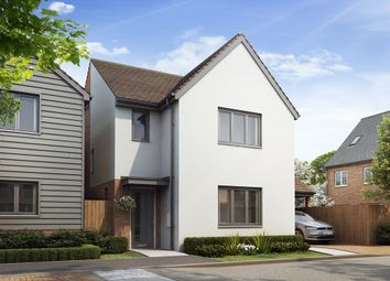 "Thumbnail 3 bed detached house for sale in ""The Hatfield"" at Power Station Road, Minster On Sea"
