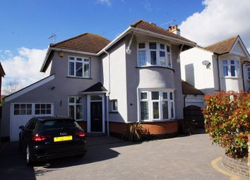 Thumbnail 3 bedroom detached house for sale in Cranley Gardens, Shoeburyness, Southend-On-Sea