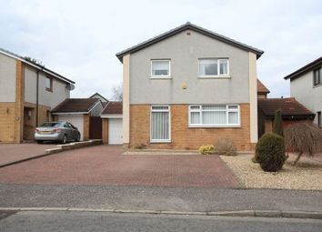 Thumbnail 4 bed detached house for sale in Westwood Park, Deans, Livingston