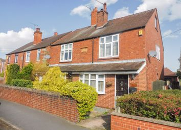 Thumbnail 4 bed semi-detached house for sale in Furlong Lane, Alrewas, Burton-On-Trent