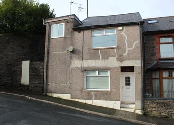 Thumbnail 2 bedroom end terrace house to rent in Brynbedw Road, Tylorstown