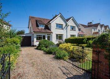 Thumbnail 3 bed semi-detached house for sale in Evendine Corner, Colwall, Near Malvern, Herefordshire